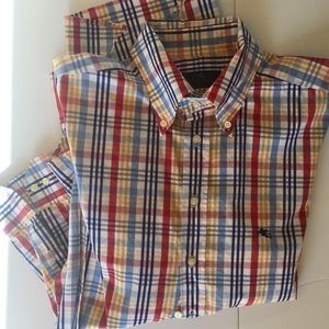 Etro Italy Button Down Shirt Long Sleeve Cotton L
